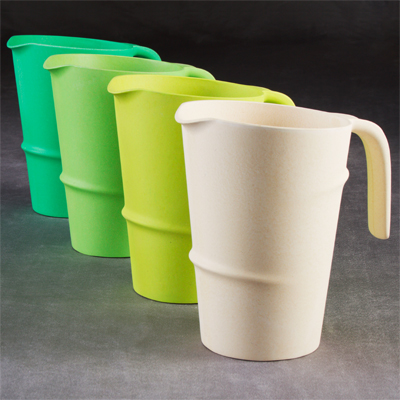 Bamboo Fibre Pitchers available in 4 shades | R187 each incl delivery
