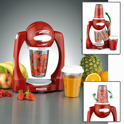 Prepare healthy and vitamin rich smoothies in seconds - pay only R499 for a home smoothie machine and save 57%!
