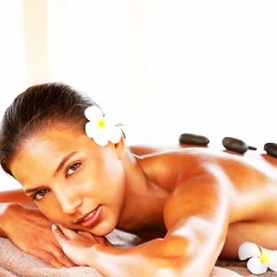 Enjoy an hour long hot stone back and neck massage at Pure Hair in Craighall for only R200!