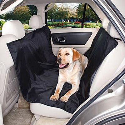 Purchase your hammock pet cover with zipper including delivery for only R245 - let your pet ride in style!!
