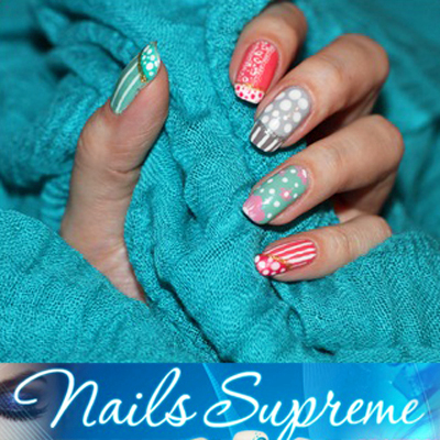 Get that perfect gift - Salon quality nail art kit from Nails Supreme for only R349!