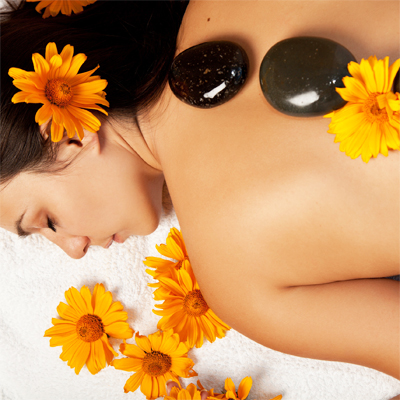 Only R99 for a 40-minute hot stone, back neck & shoulder massage plus a 20-minute scalp massage at At Glamour Beauty Salon!