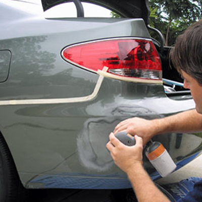 Pay only R1320 for bumper & dent repairs to the value of R2850 at Bumper Repair Centre!