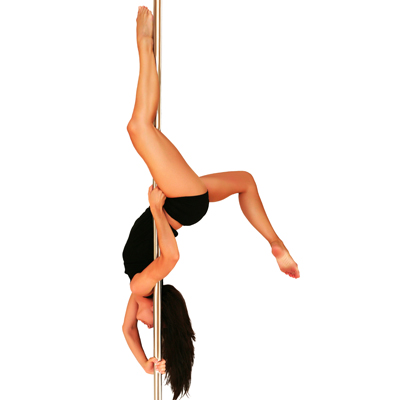 Get fit and have fun with three choices on pole dancing lessons incl student and private lesson options from Dance Fitness Creations!