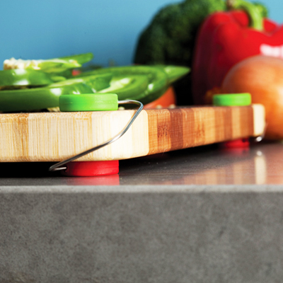 Transform your cutting board with Chobs from Dreamfarm for R80 and make use of both sides of your board!