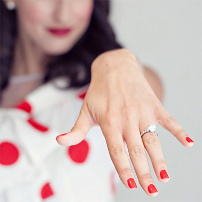 Flawless nails! Gel nail overlay, acrylic overlay or tips with a full manicure plus bonus discount - from only R140 at Derma Graphics Beauty Salon!