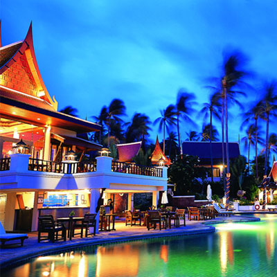 Stay 7 nights in Koh Sumai - Thailand! Only R2199 for 2 adults and 2 children at the Absolute Q Signature Resort & Spa!