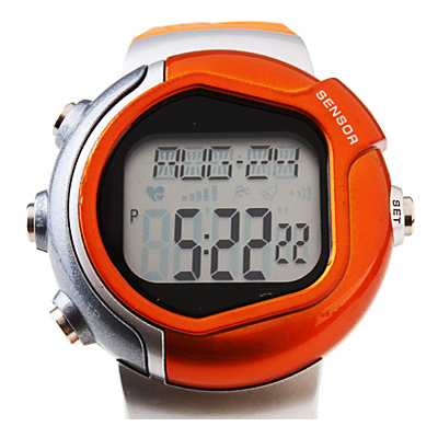 Monitor your heart performance, fitness levels and the number of calories burnt with this fitness watch for R665!