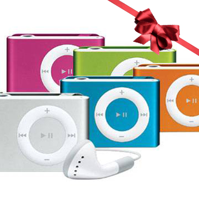 Get this great mini MP3 player for only R149!! The perfect Christmas gift!