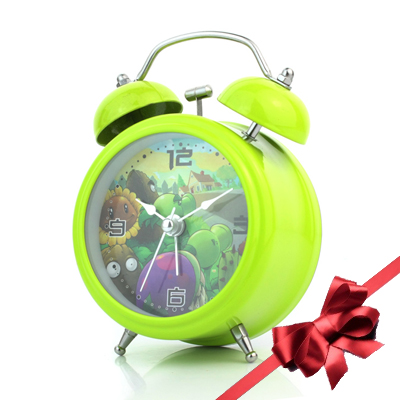 Never be late for school again! Buy a double bell alarm clock for children for R100!