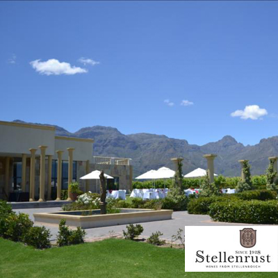 Get a mini burger, wings and fruit platter for 2 and wine tasting for only R160 at Stellenrust Wine Estate!