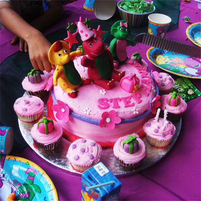 Choose between 3 styles of kiddies birthday parties done at a venue of your choice for only R840!