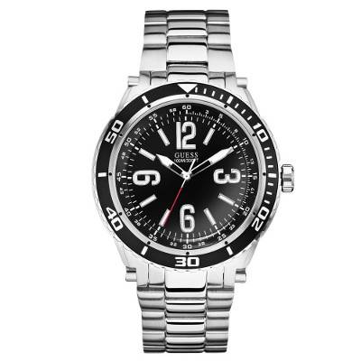 Guess Gents Stainless Steel Sports Bracelet Watch | R1225