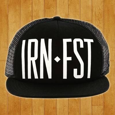 Iron Fist Snap Back Caps | R149