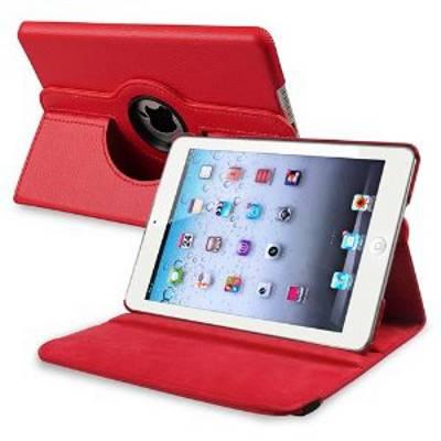 Apple Ipad Mini Red Rotating Cover | R140