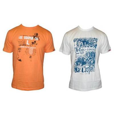 Lee Cooper T-Shirt 2-Pack   R205