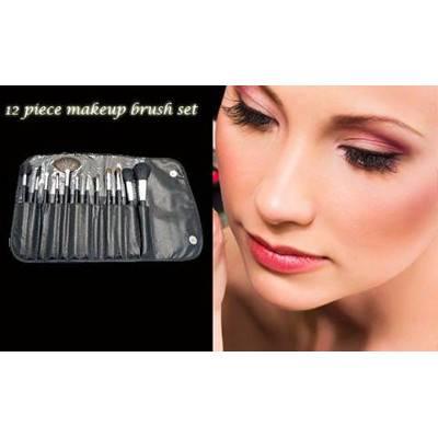 12 Piece Makeup Brush Set   R150