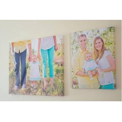 A3 Canvas Print   R249
