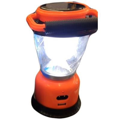 Solar Lamp with Power Bank | R190