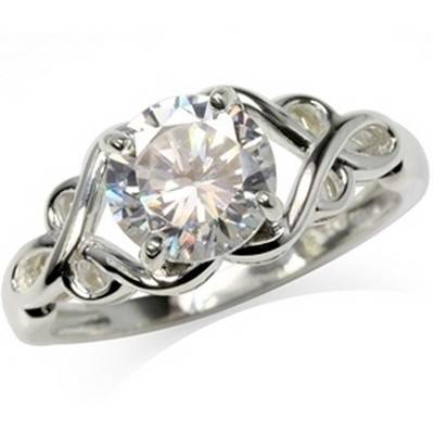 3.02ct Solitaire Genuine 925 Sterling Silver Ring | R250