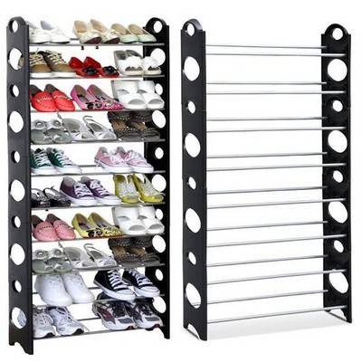 10 Tier Shoe Storage Rack | R299