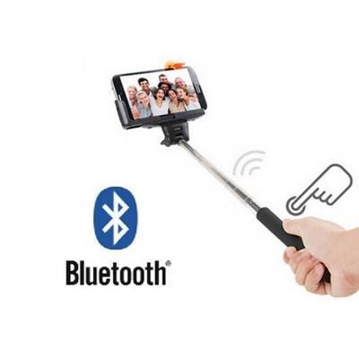Selfie Stick Bluetooth Shutter Button - Samsung or Apple | R189