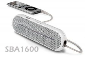 Philips MP3 Portable Speaker