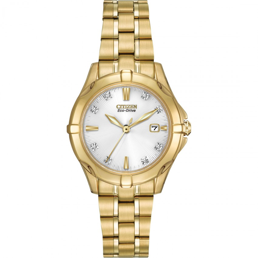 Citizen Ladies EW19 Diamond Range Watches