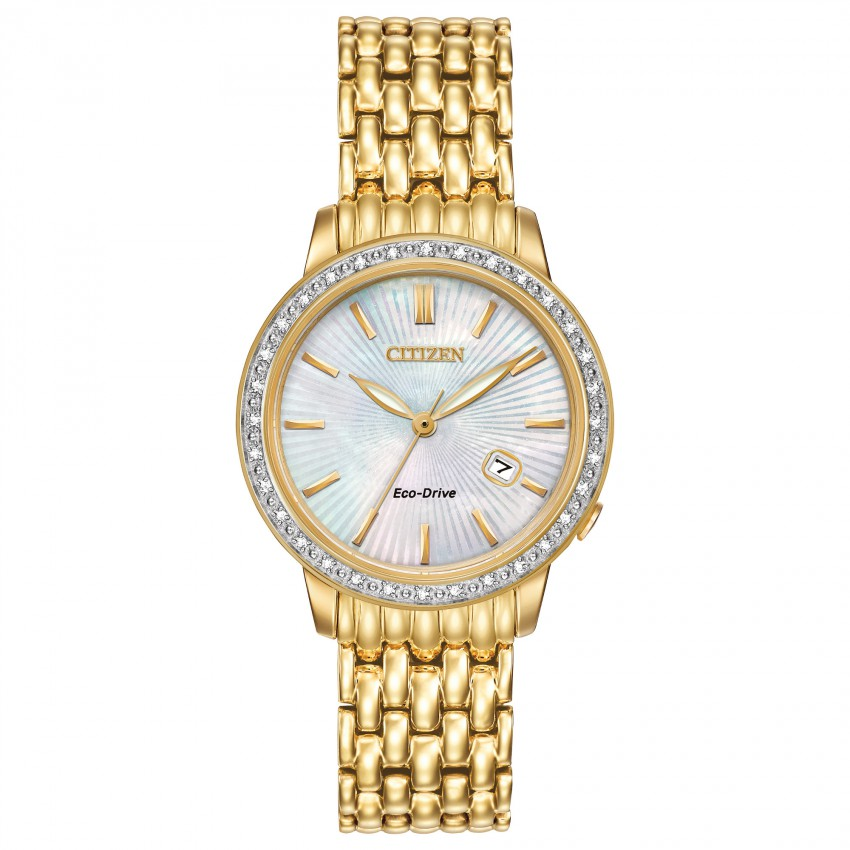 Citizen Ladies EW22 Diamond Range Watches