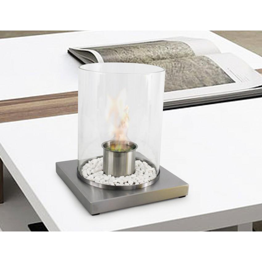 Fine Living Table Top Round Ethanol Burner