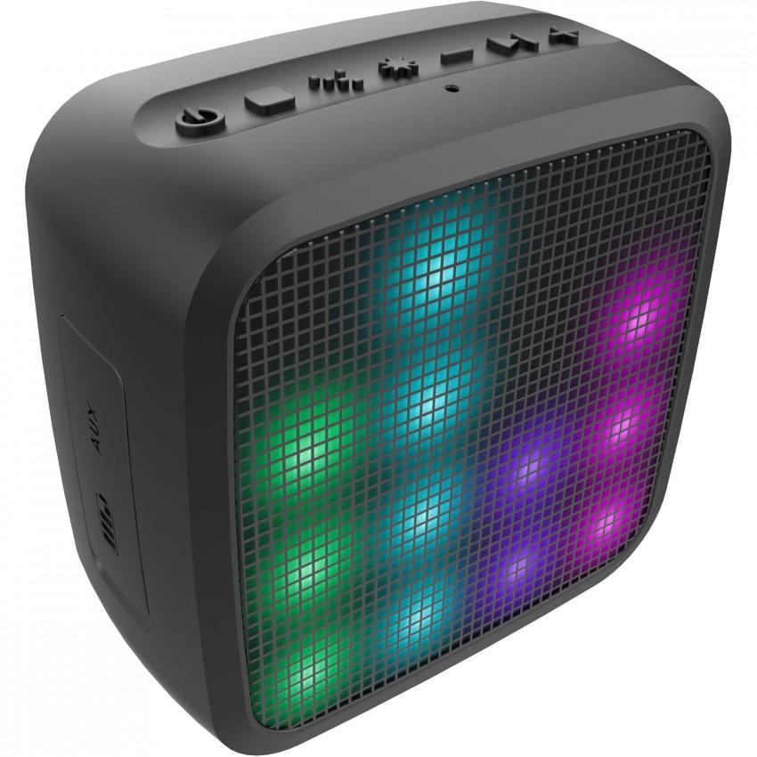 JAM Trance Mini LED Wireless Light Show Bluetooth Speaker