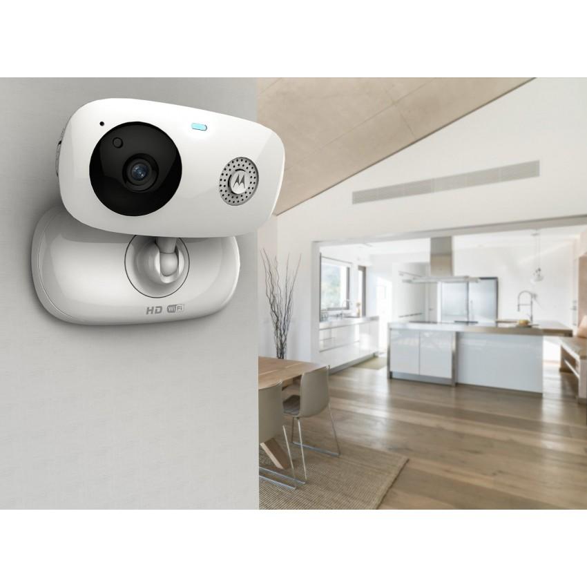 Motorola Wi-Fi Indoor Video Camera