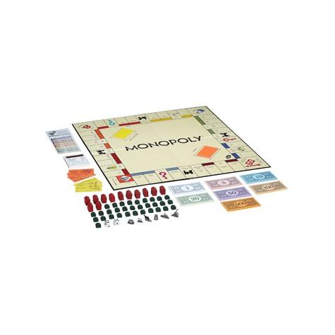 Monopoly Classic Retro Edition