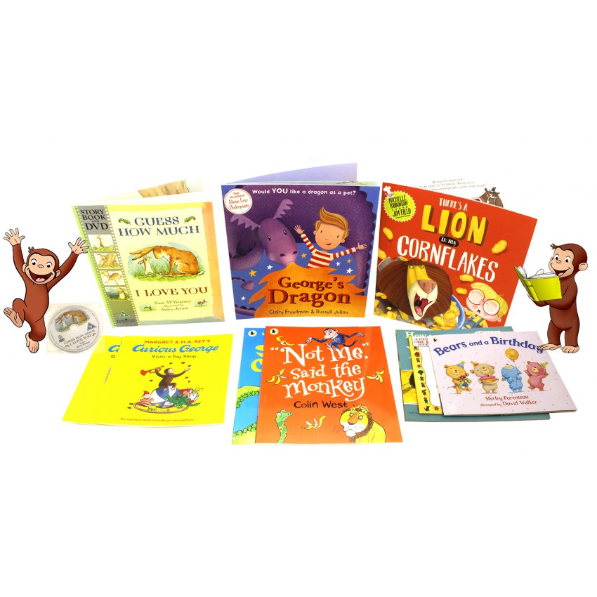 Animal Friends 10 Book Stories Collection