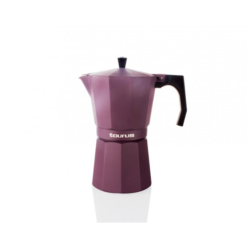 Taurus 9 Cup Italica Aluminium Espresso Maker