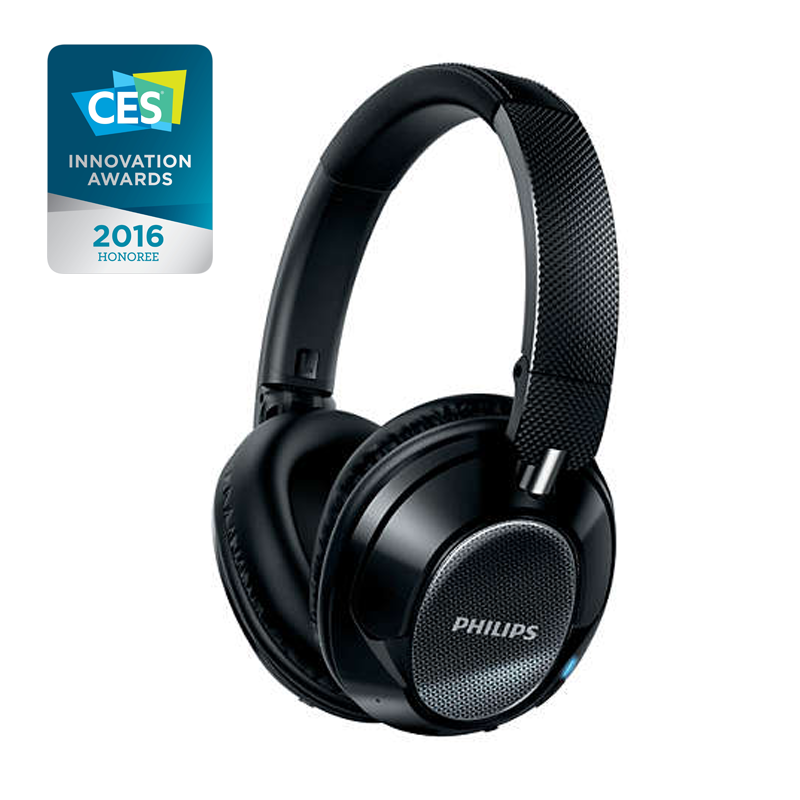 Philips Wireless Bluetooth Noise Cancelling Headphones