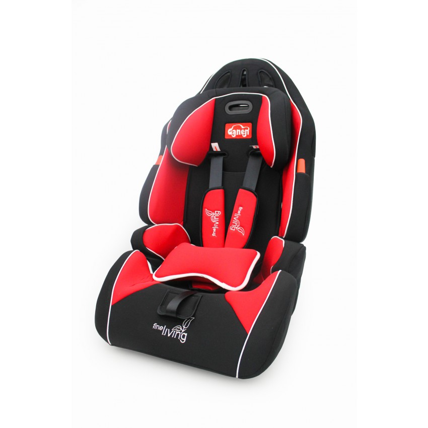 Safety Red Baby Car Seat