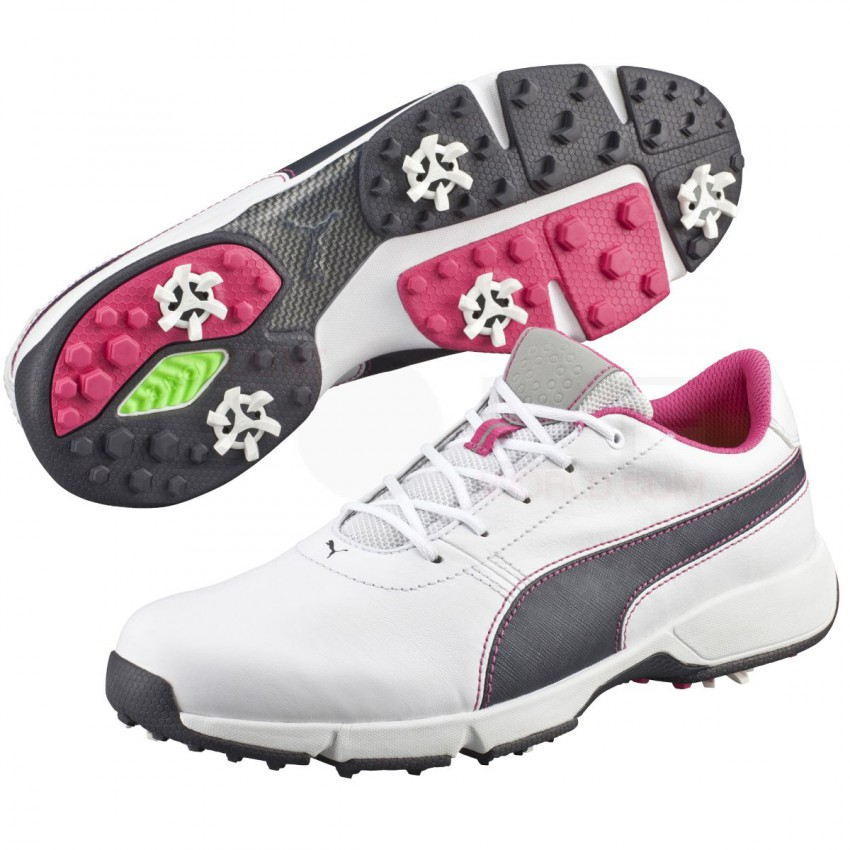 PUMA Golf Mens Ignite Drive Golf Shoes