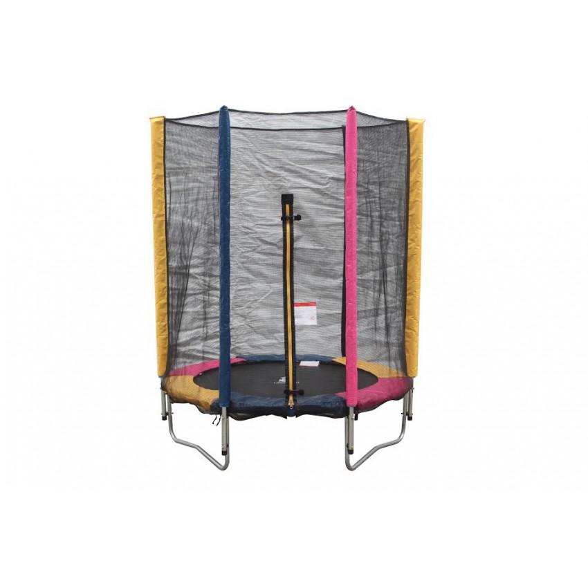 Jeronimo 140cm Beginners Kids Trampoline