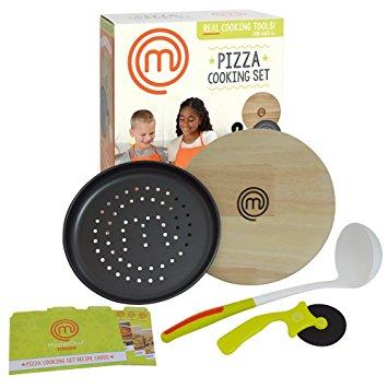 Masterchef Junior Pizza Set
