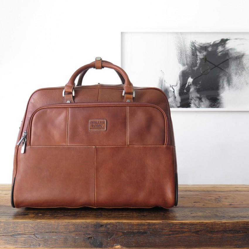Jekyll & Hide Travel Duffel Bag with Detachable Shoulder Strap