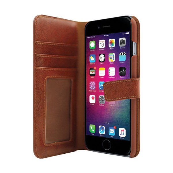 3SIXT Neo Premium Leather Case for iPhone 7 (More Colours Available)