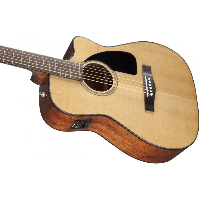 Fender Acoustic Electric Guitar CF-60-E