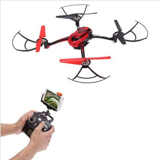 USLC 6-Axis Gyro 2.4G 4CH WIFI Remote Control Quadcopter Drone with HD 2.0MP Camera