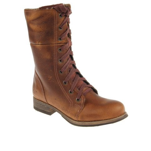 Caterpillar Ladies Classic Lace up Narcissa Boots (Limited Sizes Available)