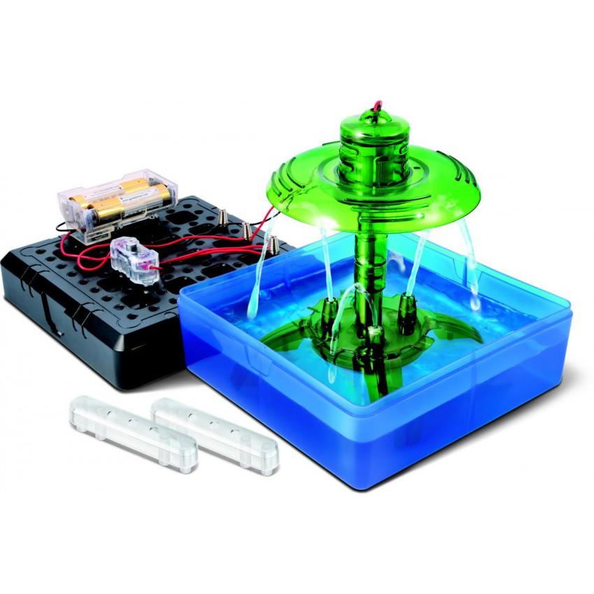 Connex 22 Piece Splashing Fountain Toy