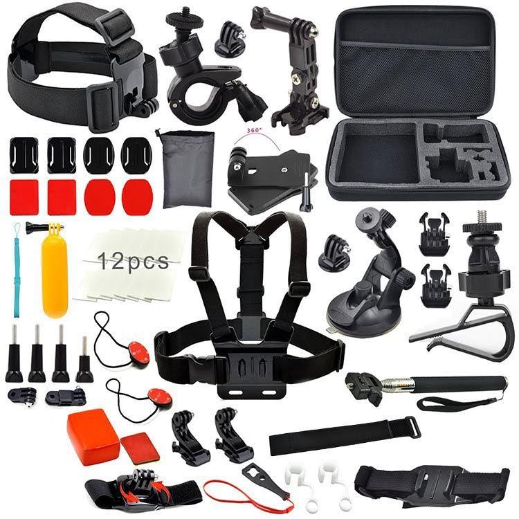 Epic Sports Camera Accessories Set
