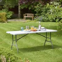 Easy Over 1.8m Folding Trestle Table