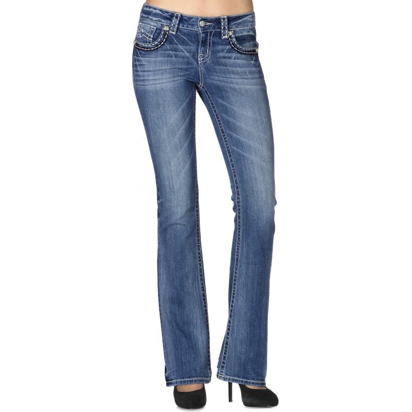 Miss Me Snowy M Pocket Jeans