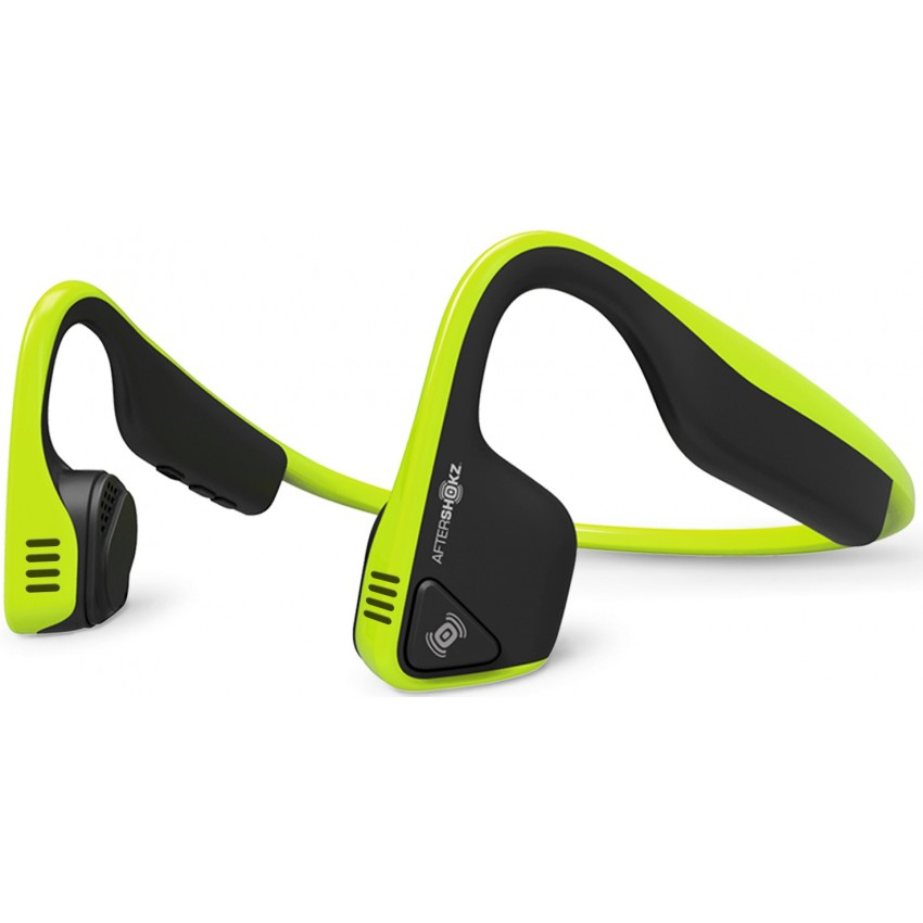 Aftershokz Trekz Titanium Open-ear Bluetooth Headphones
